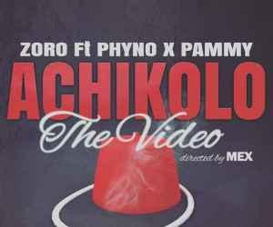 Video: Zoro – Achikolo ft. Phyno